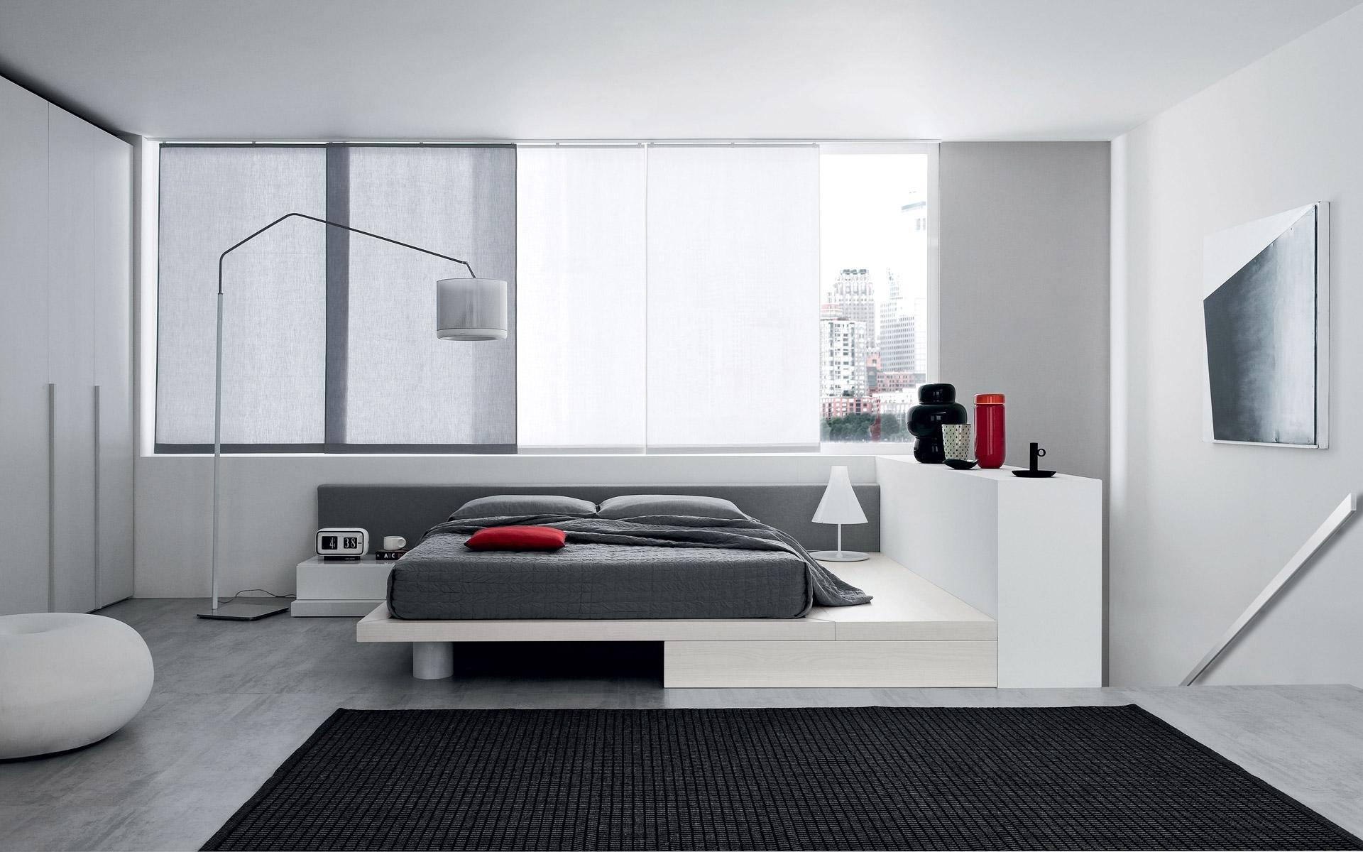 """Camera da letto """"White and Night"""" – Avada Technology"""